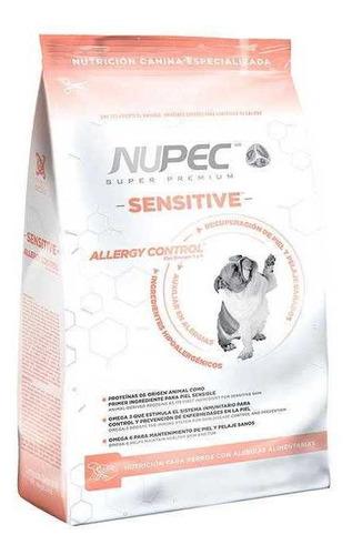 Imagen 1 de 4 de Croquetas Nupec Sensitive Perros Razas Medianas Grandes 8kg