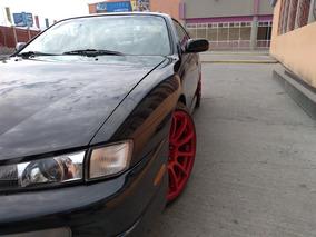 Nissan 240 Sx 2.4 Se Deportivo 5vel Aa Piel Mt 1998