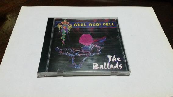 Axel Rudi Pell The Ballads Cd Germany