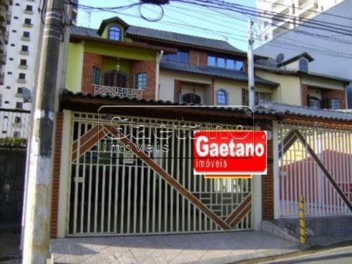 Sobrado - Vila Galvao - Ref: 14458 - V-14458