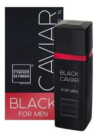 Perfume Black Caviar Edt 100 Ml Kit Com 3 Perfumes Promoção