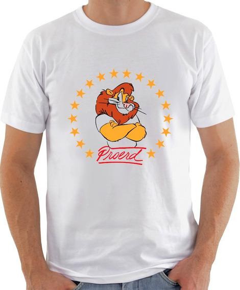 Camisa Camiseta T-shirt Proerd Leão