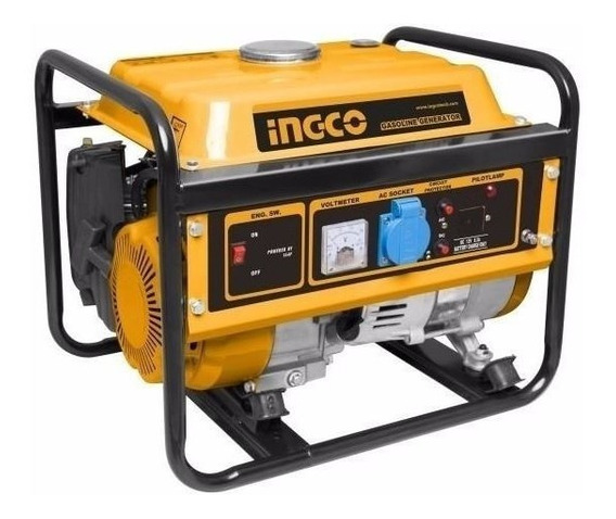 Generador Nafta Ingco 4 Tiempos Ge15002 | Ynter Industrial