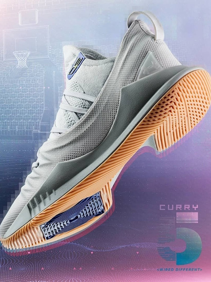 Under Armour Curry 5 Low Element - 43