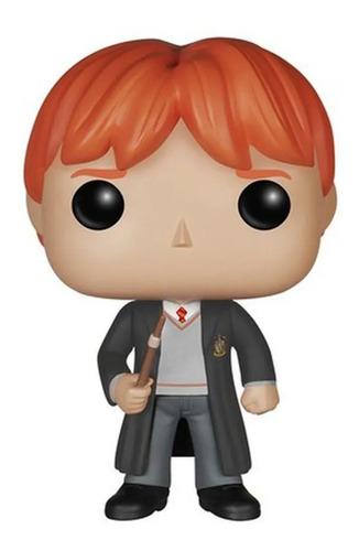 Boneco Funko Pop Harry Potter Ron Weasley 02