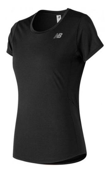 Remera New Balance Accelerate Mujer - Running