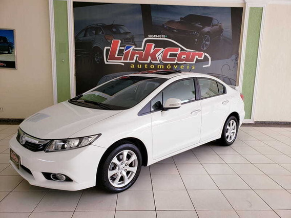 Honda Civic Exr 2.0 16v Flex Aut. 2014