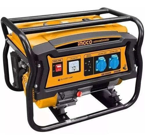 Generador Electrico 3500w Ingco Ge35006 220v Tyt
