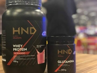 Whey Protein Hinode Sabor Chocolate