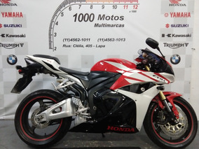 Honda Cbr 600 Rr 2012 Otimo Estado Aceito Moto