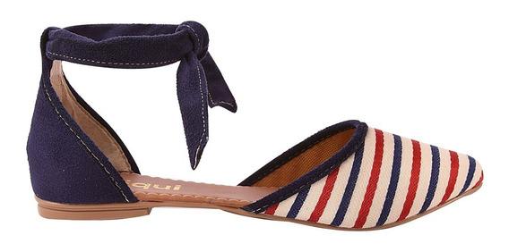 Sapatilha Sapato Feminina Chiquiteira Chiqui/5431
