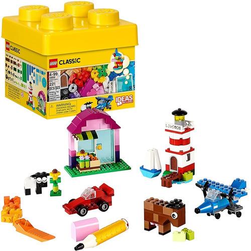 Lego Classic 10692 Ladrillos Creativos 221 Piezas Original