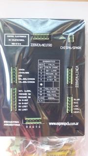 Plaqueta Calefactor Central Universal Calefaccion