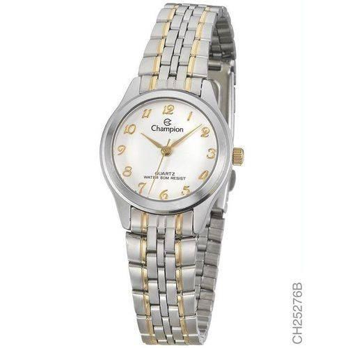 Relógio Champion Feminino Prata Ch25276b