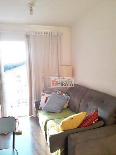Apartamento Com 2 Dormitórios À Venda, 47 M² Por R$ 230.000,00 - Parque Jambeiro - Campinas/sp - Ap2322