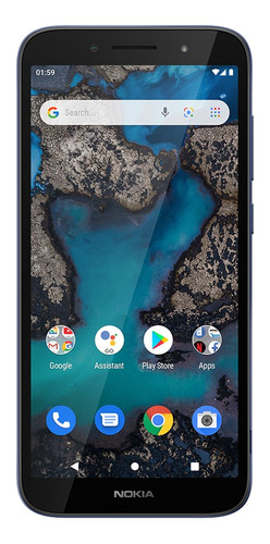 Celular 4g Nokia C1plus - 32gb Singlesim Azul