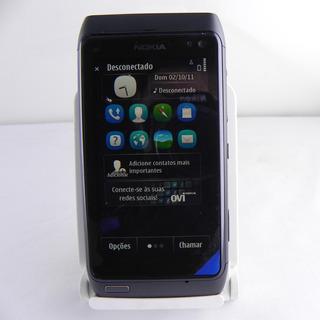 Nokia N8 - N8-00 - 12mp Vídeo Em Hd Gps 16gb Wifi Raro