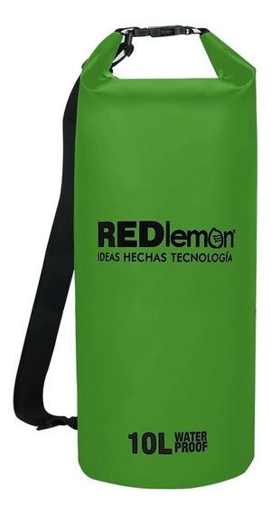 Redlemon Bolsa Impermeable Portátil Sport Kayak Playa 10 L