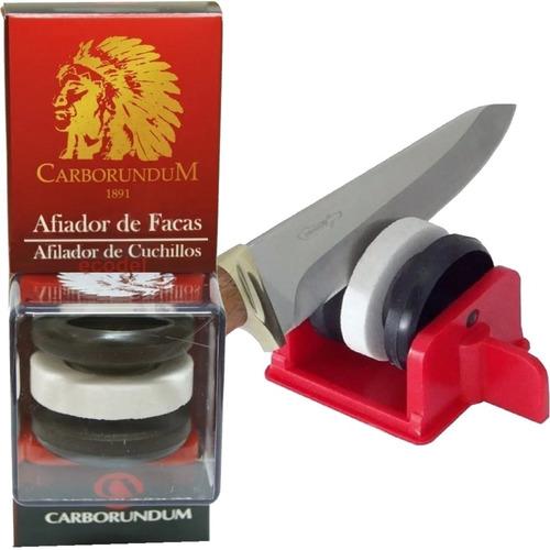Afilador De Cuchillos Disco Norton