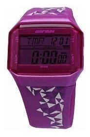 Relógio Mormaii Feminino Roxo - M09458q