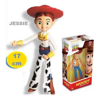 Jessie Toy Story Muñeco Figura La Vaquera Soft Pelicula 2590