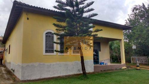 Chácara Residencial À Venda, Parque Da Represa, Paulínia. - Ch0086