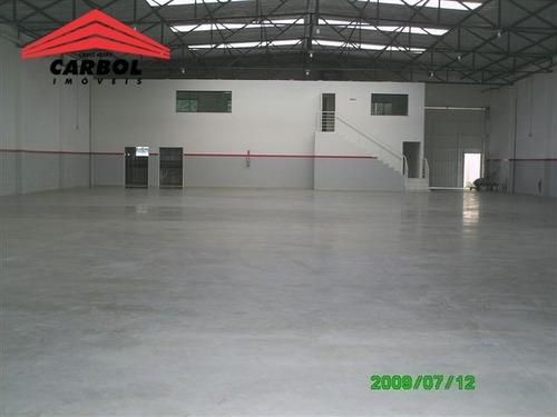 Várzea Pta. - Galpão Industrial - 630011c