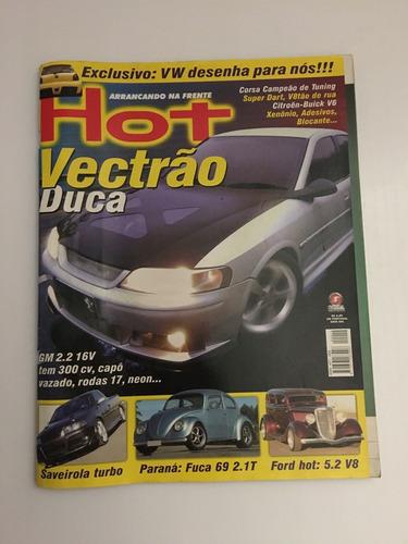 Revista Hot - Vectrão Duca Corsa Buick V6