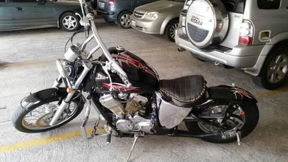 Honda Steed 400 Cc Negra