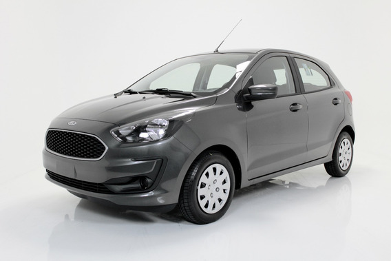 Ford Ka 1.0 Ti-vct Flex Se Manual Carro Para Uber