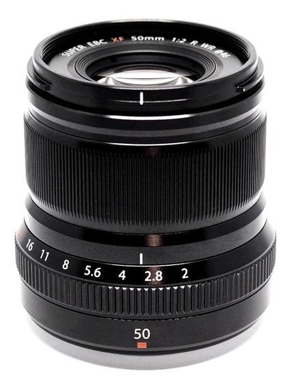 Lente Fujifilm Xf 50mm F2 R Wr - Estado Impecável