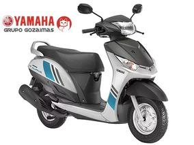 Yamaha Cygnus Alpha Blanca