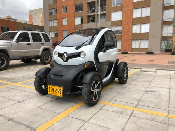 Renault Twizy Urban 2 Psj Llantas Nuevas Unico Dueño