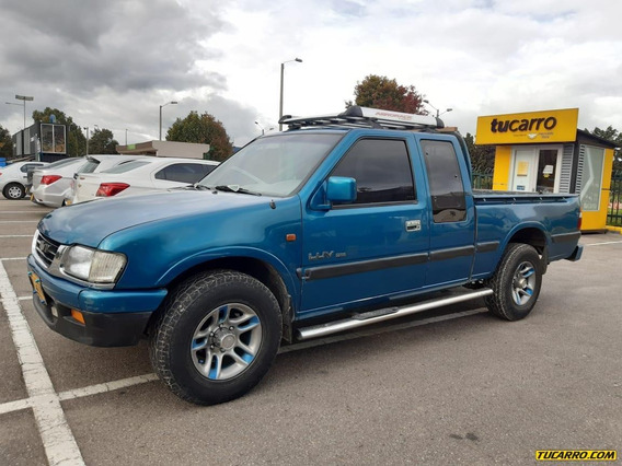 Chevrolet Luv Tfr Mt 2300cc Aa 4x2