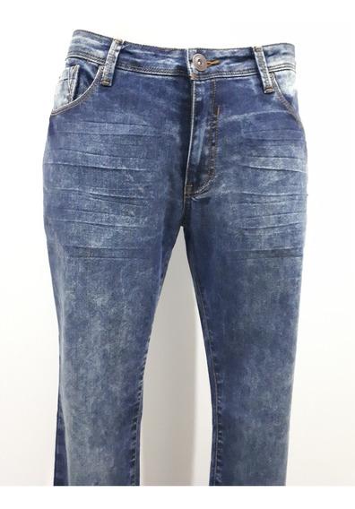 Pantalón Collors Couture Mez Corte Semi Recto Strech 3277