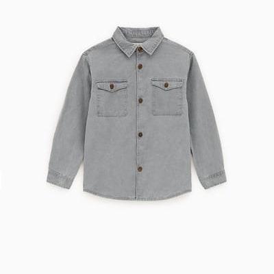Camisa Zara Niños Ropa y Accesorios en Mercado Libre Argentina