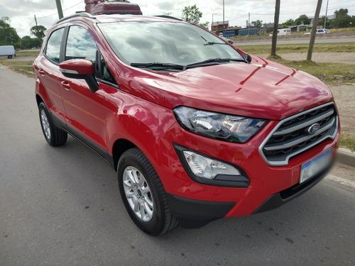 Ford Ecosport 1.5 Se 123cv 4x2 Manual 2020