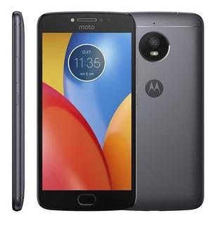 Smartphone Moto E4 Plus 16gb Titanium + Fone Philips Supra