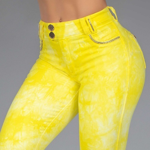 Calça Feminima Pit Bull Jeans Original Ref 35515