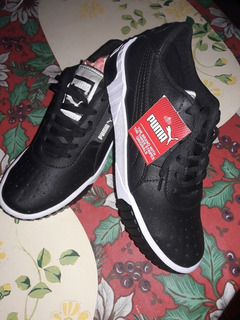 Zapatos Puma Colombianos Talla 36 Orma Grande Nuevos