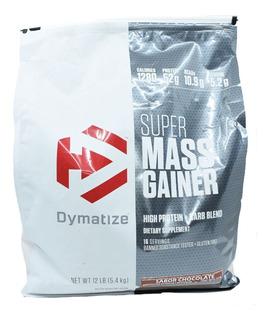 Proteina Dymatize Super Mass Gainer 12 Lb (5.4 Kg) Proteina Alta En Carbohidratos