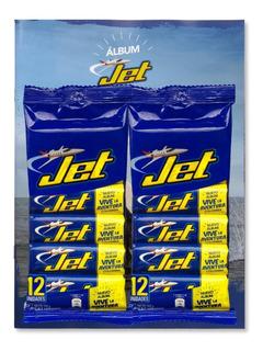 Álbum Jet Vive La Aventura Colombia Nuevo + 24 Chocolatinas