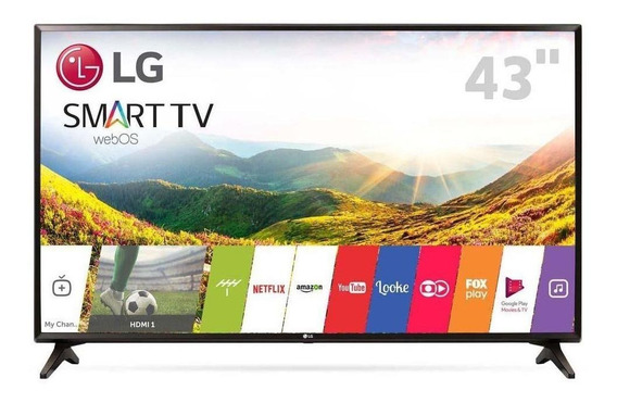 "Smart TV LG Full HD 43"" 43LJ5550"