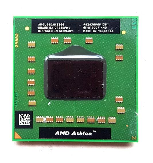 Processador Amd Athlon 64 X2 Ql-64 Amql64dam22gg Obalb