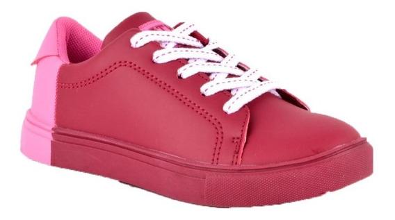Zapatilla Atomik Footwear Casual Cordon Home 3081