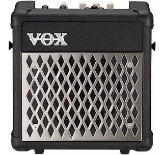 Vox Mini5rm Amplificador Guitarra 5w Transistorizado Cuotas
