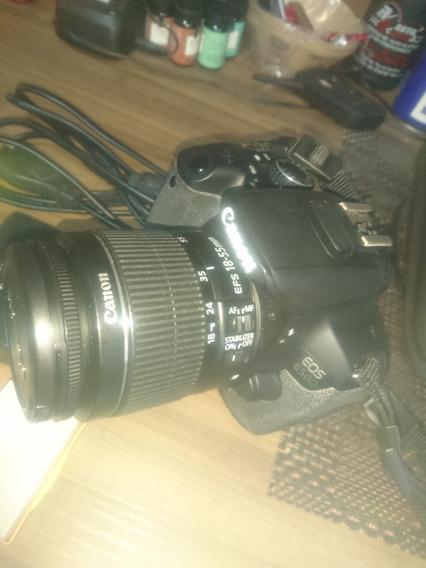 Câmera Digital Canon Eos 650d Européia