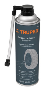Sellador Inflador Para Ponchadura De Llantas Truper 10940