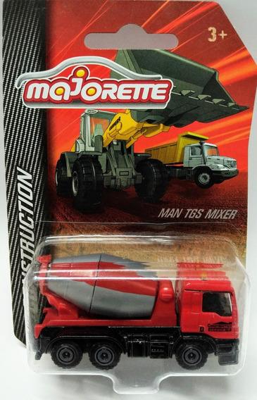 Camion Man Tgs Mixer Majorette