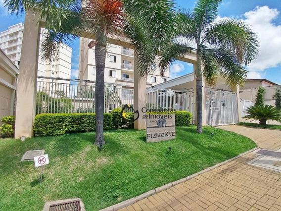 Apartamento Com 2 Dormitórios À Venda, 64 M² Por R$ 350.000 - Vila Industrial - Campinas/sp - Ap0264
